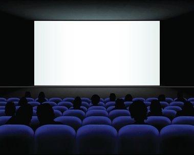 half empty movie theater